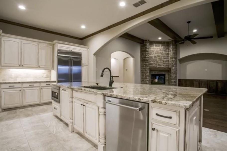 Video: Custom Kitchen Finishing