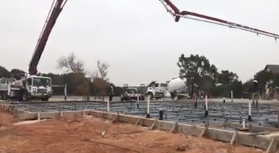 Fact Friday Video: Foundation Pouring